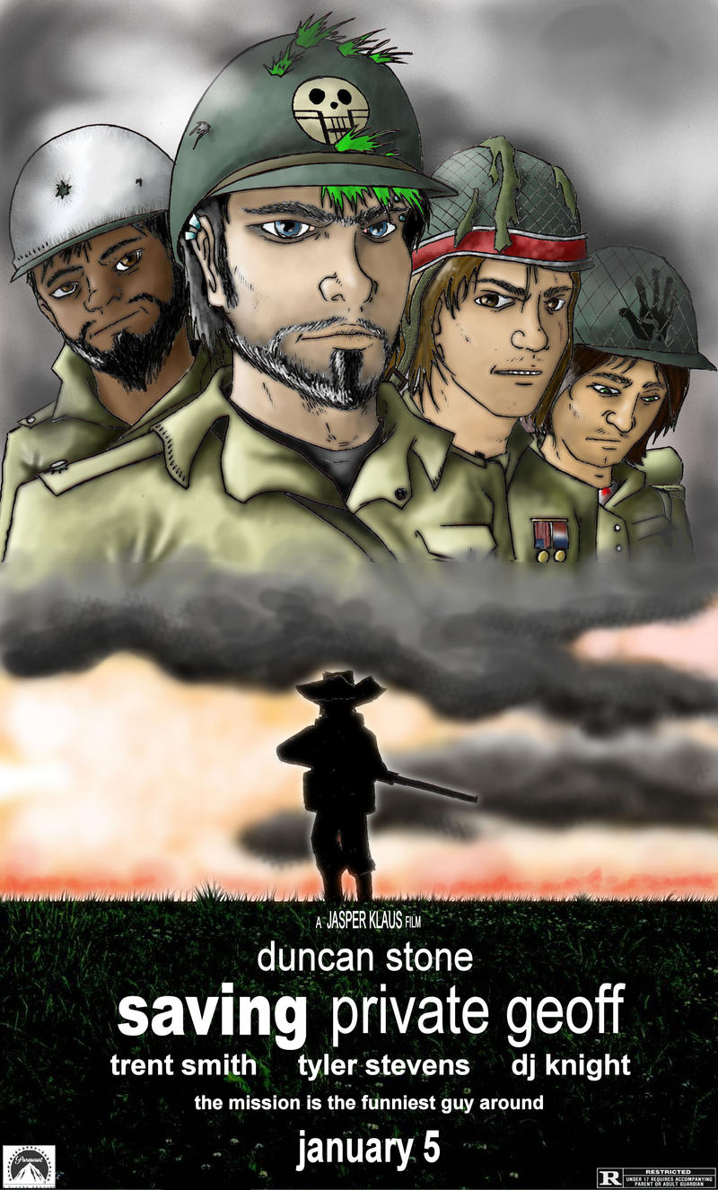 TDI: saving private Geoff by Spinosaurontop on DeviantArt