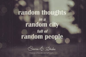 Random by DianaES