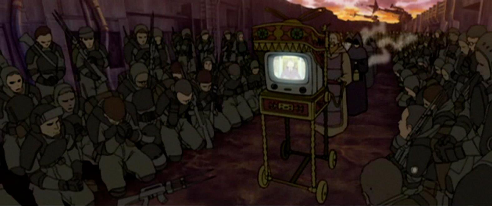 Weakest Ground Force To Help Matrix Humanity Win The War