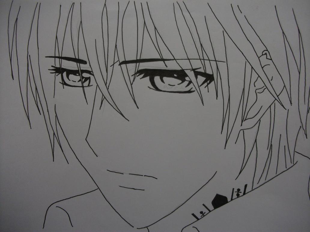 Fine Line Drawing Artists : Zero fine line drawing by m la taylor on deviantart