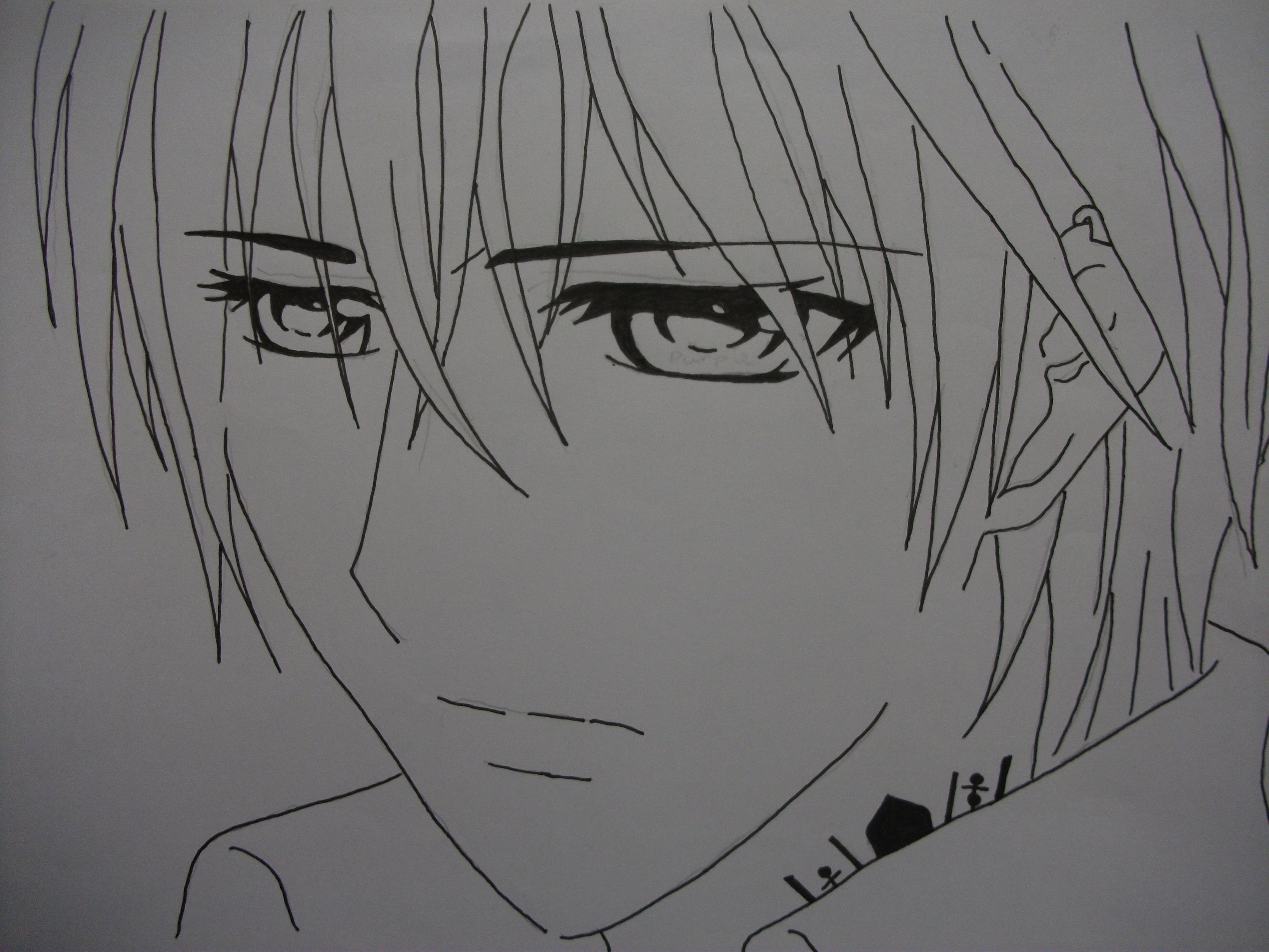 Fine Line Art : Zero fine line drawing by m la taylor on deviantart