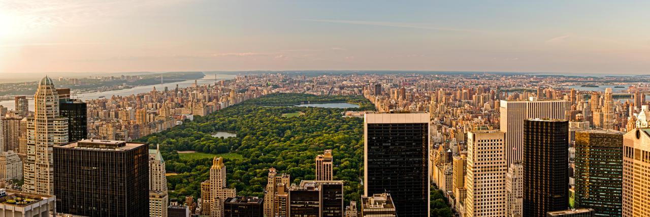Central Park, NY by 2-0-1-9