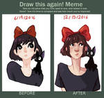 Draw it again - Kiki