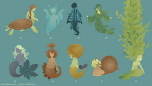 Mermaid Concepts 4