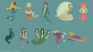 Mermaid Concepts 5
