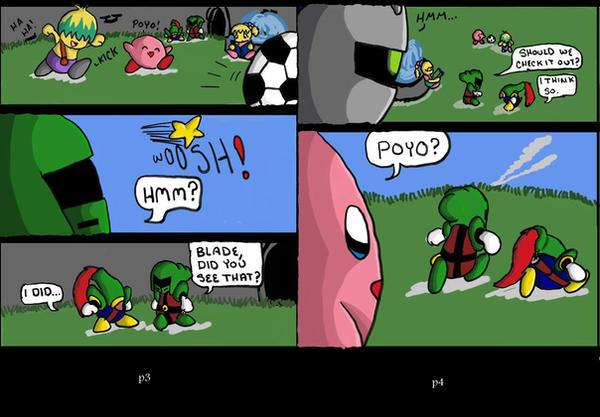 Kirby Super Star Warriors 2 by teamrocketavenger