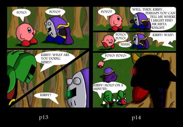Kirby Super Star Warriors: 7 by teamrocketavenger