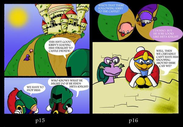Kirby Super Star Warriors: 8 by Avi-the-Avenger