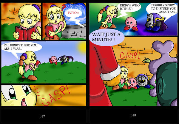 Kirby Super Star Warriors: 9 by Avi-the-Avenger