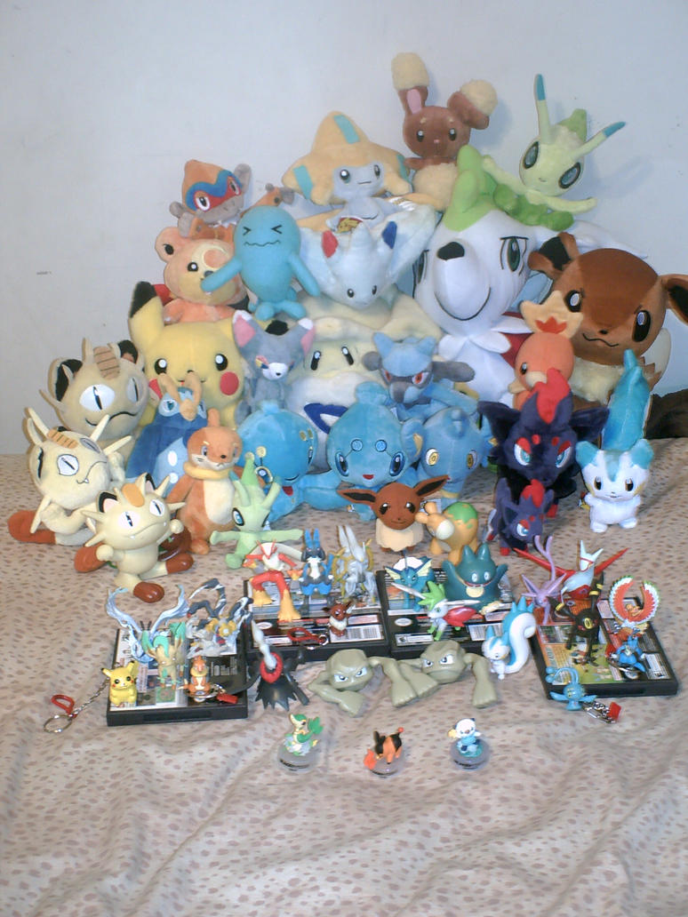 Pokemon Collection by Avi-the-Avenger