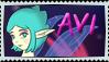 Avi Stamp 2 by Avi-the-Avenger