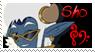 Sho Stamp: Wink by Avi-the-Avenger