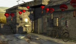 3D Kampung's Backyard