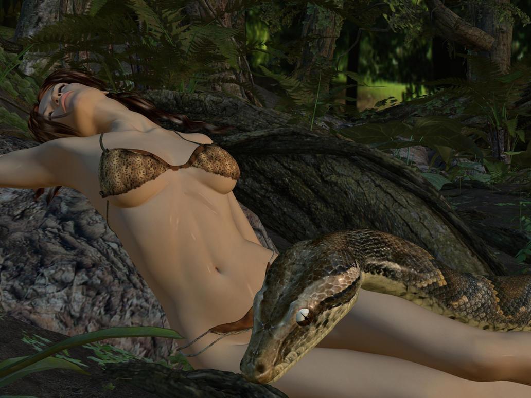Nude Girl Vore