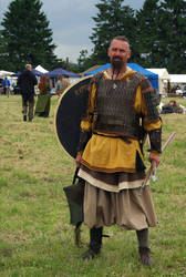 Viking Reenactment by Pullus