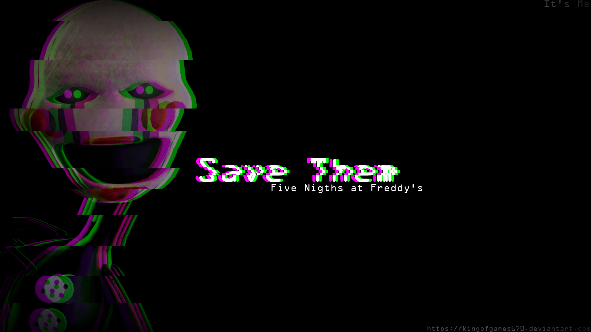 Five nights at freddy s save them by kiriga me on deviantart