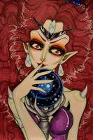 Queen Beryl by shabukib