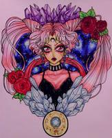 Black Lady by shabukib