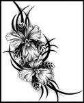 Tattoo Orchids
