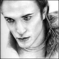 Robert Pattinson 'Edward' by darkangels280