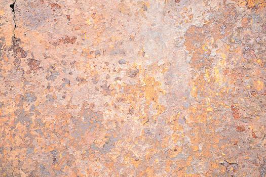 Grungy Rust Texture