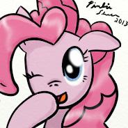 Pinkie Pie - Master Giggler! v2 by PinkieSheen