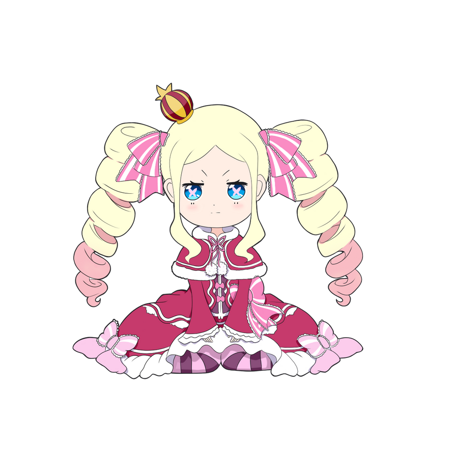 Chibi Beatrice by Rena998