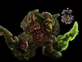 World Of Warcraft Render by Wajeeh4616