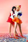 Sailor Mars and Venus 2