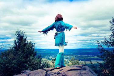 Nausicaa Cosplay: Overlook