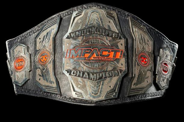 IMPACT Knockouts Champion by MaximilianoFer on DeviantArt