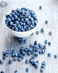 Blueberries.. by Manso0n