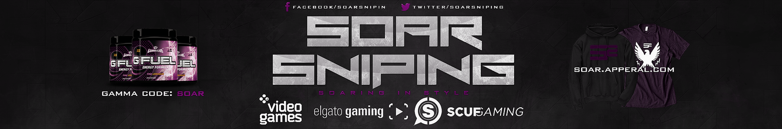 soarsniping banner by officialargon on deviantart