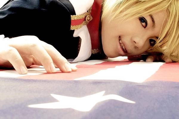 America: It's my turn now. by Lishrayder
