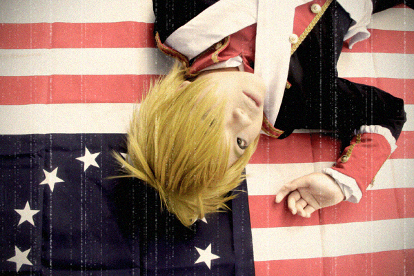 America: Rebirth. by Lishrayder