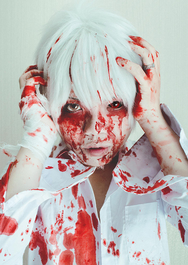 Tokyo Ghoul: Tell me by Lishrayder