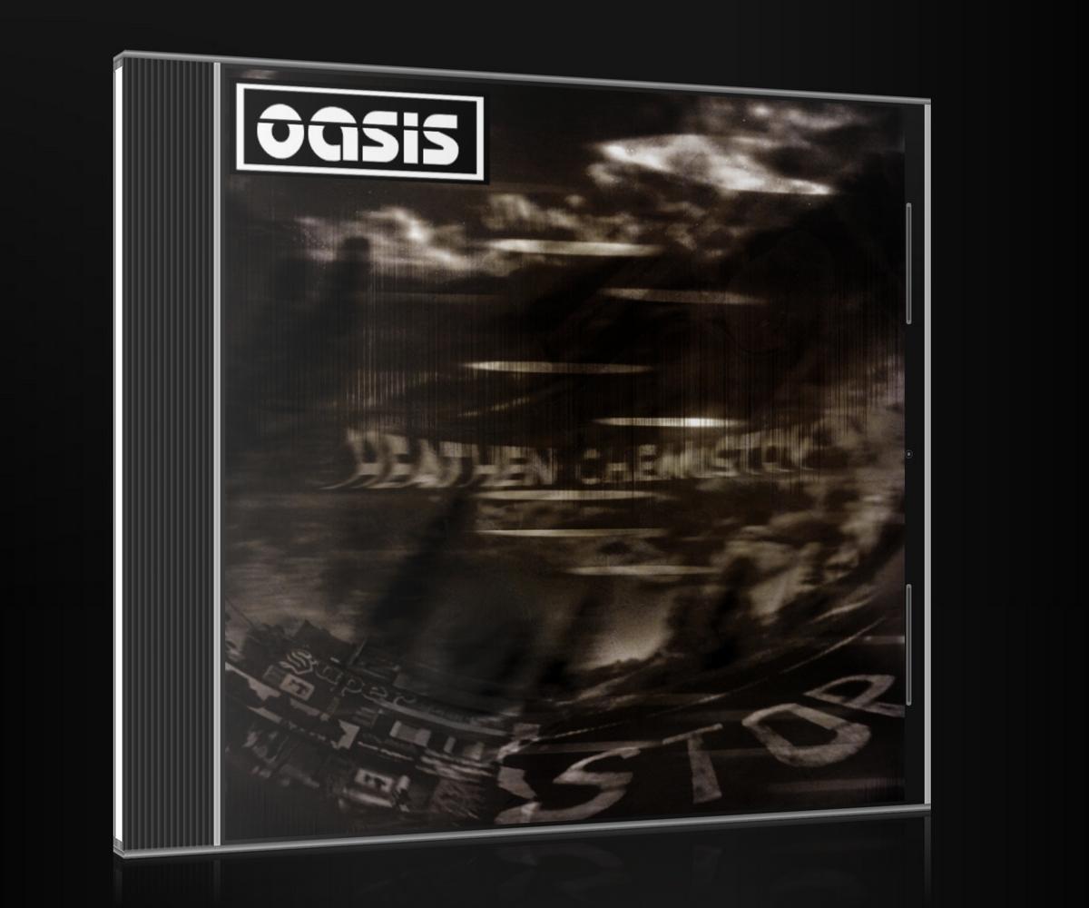 Oasis - Heathen Chemistry (Custom) by InVation on DeviantArt Oasis Heathen Chemistry
