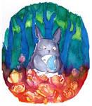 Totoro - Speedpainting Available!