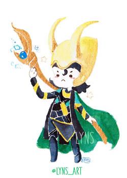Tiny God of Trickery