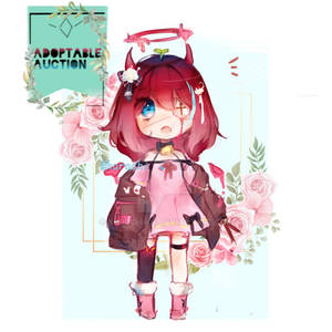 (Closed ty) Adoptable Auction 2