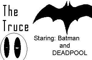 Deadpool Vs Batman by slyshand