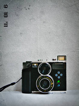 Camera made of camera's