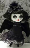 Vampire Lyllionia by Posiez