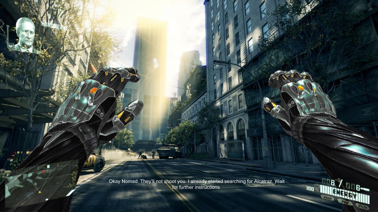 Crysis 3 Fakescreenshot By Hiddenus On DeviantArt