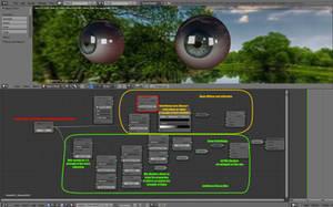 Eyes node set by Hiddenus