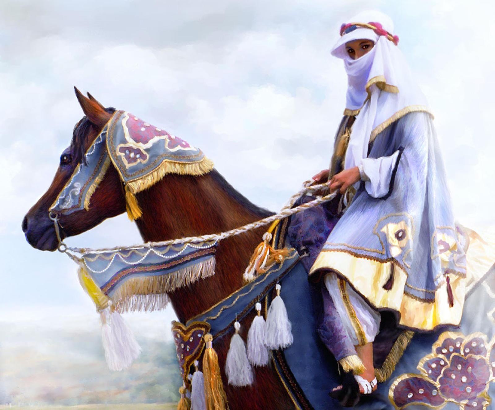 Arabian Desert by larage4peace on DeviantArt