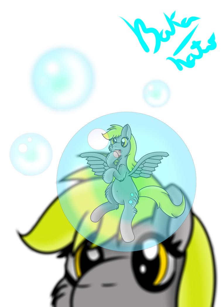 Bubbles by BakaNato
