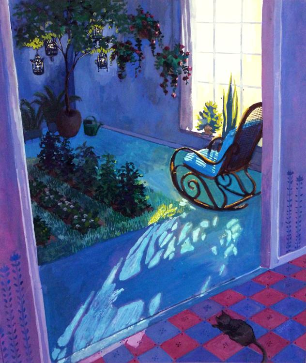 Grandma's Living Room By Shwippie On DeviantArt