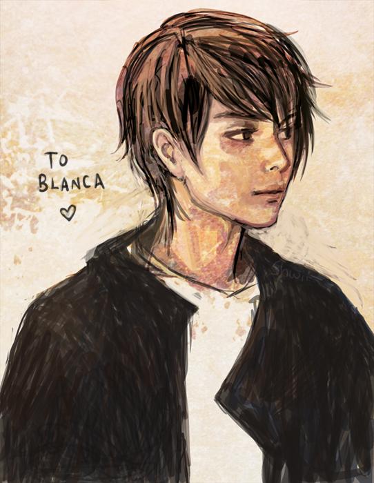 Shwinn for Blanca by shwippie
