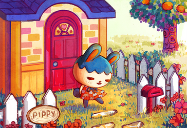 Pippy by shwippie
